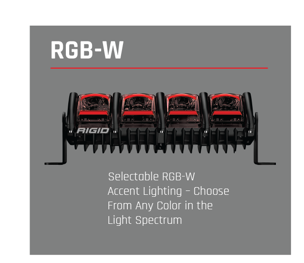 Rigid Industries 10 Quot Adapt Series Led Light Bar