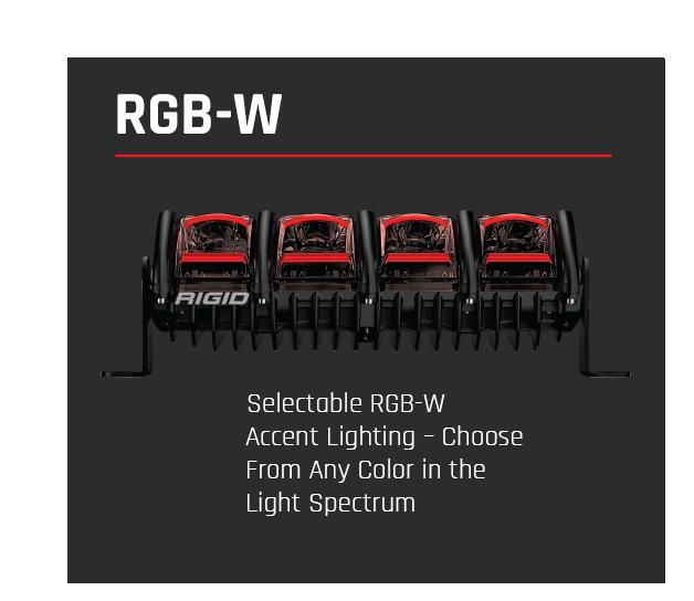 Rigid Industries 10 Quot Adapt Series Led Light Bar