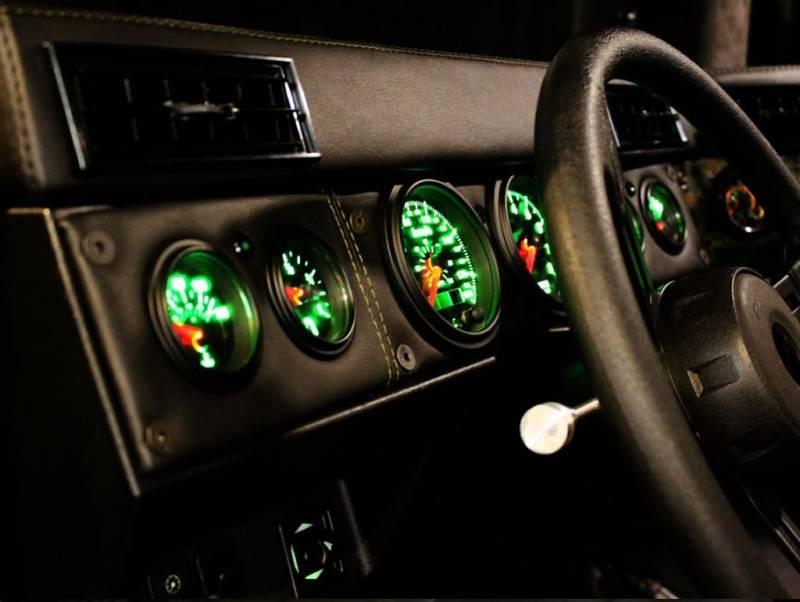 4 0 Jeep Engine >> AVA Complete Humvee Interior Kit, 4 Door (Raw)