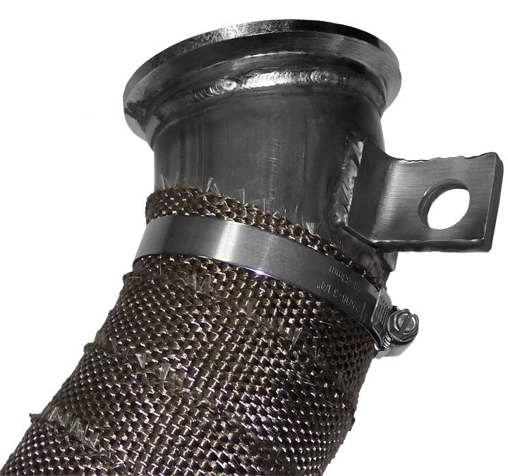 PPE Down Pipe, Chevy/GMC (2011-15) 6.6L Duramax LML (V ...