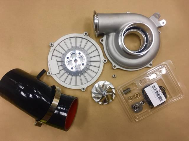 Avp Avp Boost Master Performance Turbo Upgrade Kit Ford
