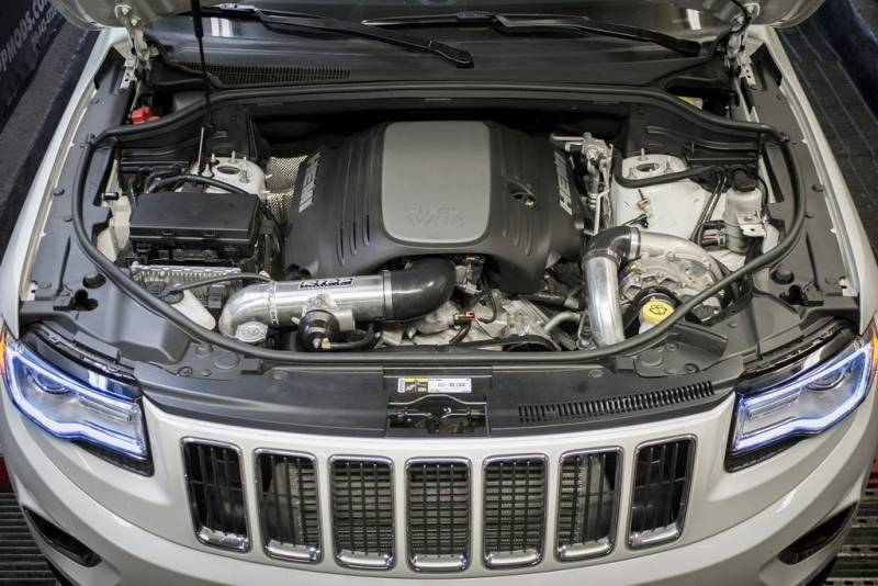 Ripp Supercharger Kit Jeep 2011 14 Grand Cherokee Wk2 5
