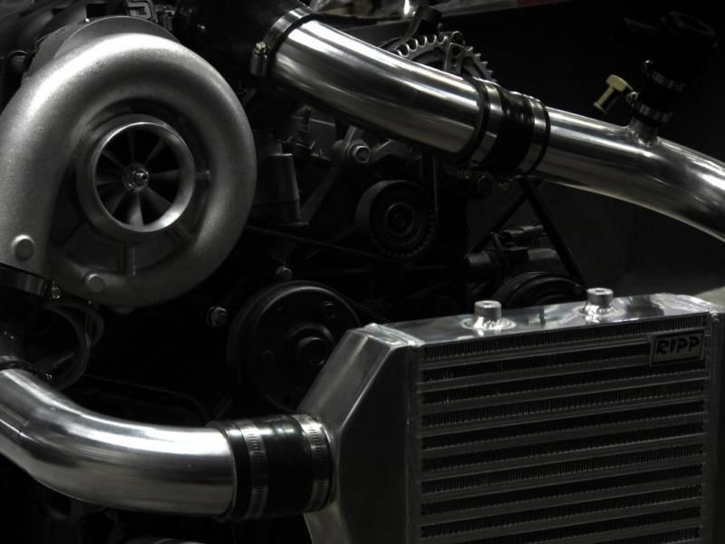 RIPP Supercharger Kit, Jeep (2015-17) Wrangler JK Right Hand