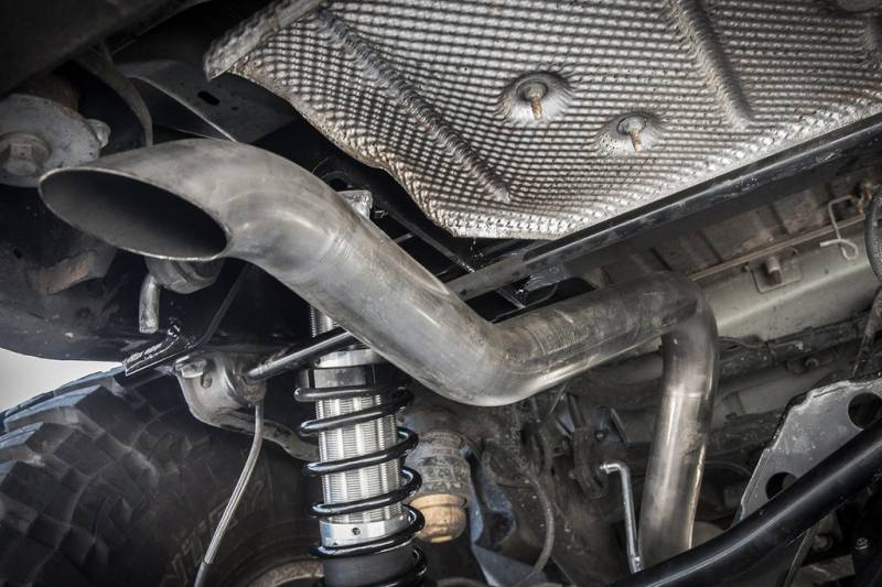 """RIPP Superchargers 2.5"""" Cat-Back Exhaust Kit, Jeep (2007 ..."""