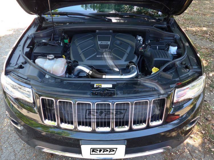 Grand Cherokee Ecodiesel >> Ripp Superchargers Intercooler Pipe Kit Jeep 2011 15