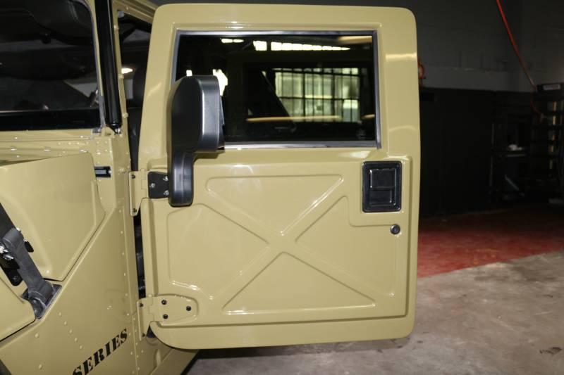 Parts Of Transmission >> AVA Complete Humvee Premium Door Kit, 4 Door