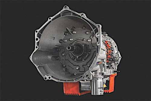Suncoast Diesel Complete Automatic Transmission, Chevy/GMC ...