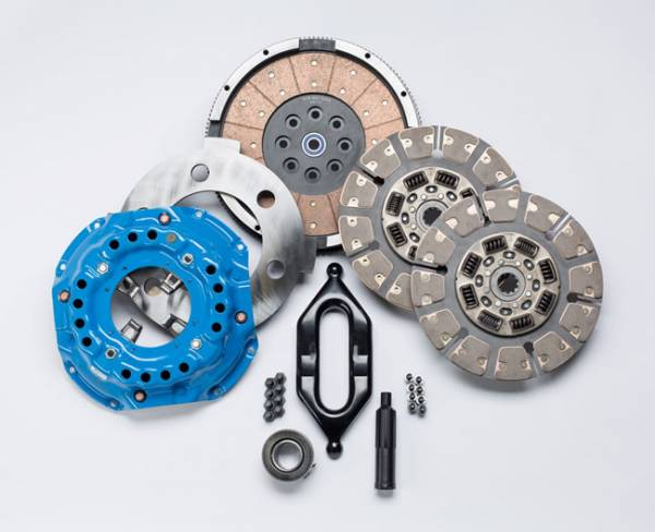 Clutches/Clutch Parts - Dual Disk Clutch