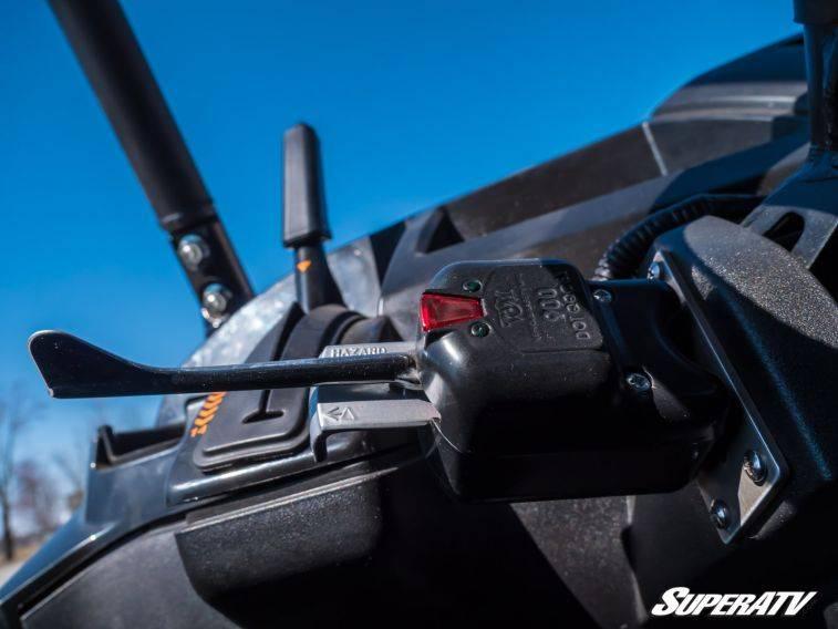 UTV / ATV Universal Plug & Play Turn Signal Kit (Deluxe Kit) Universal Plug N Play Wiring Harness For Motorcycle Air Horns on