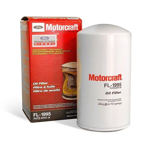 Ford Genuine Parts Ford Motorcraft Oil Filter Ford