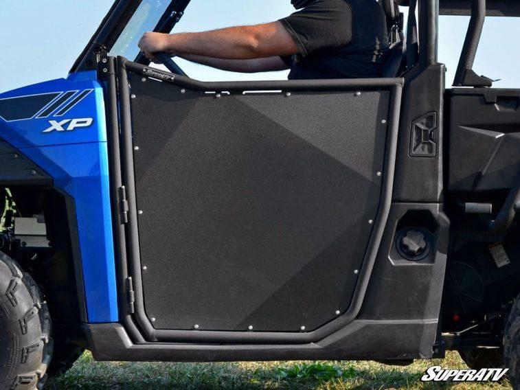 Polaris Ranger 900 Aluminum Half Doors Front Doors 2