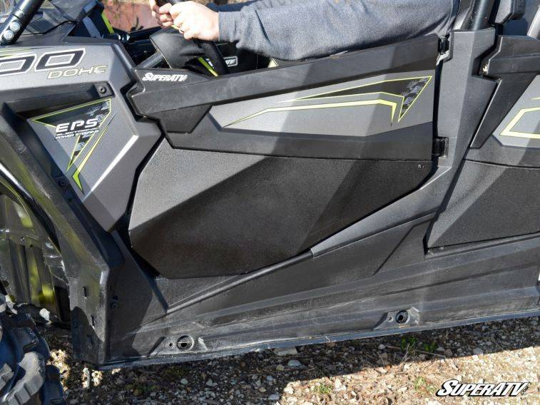 Polaris RZR XP 4 Turbo Lower Doors (4 Door)