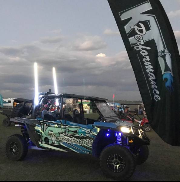 UTV/ATV - Whip Lights