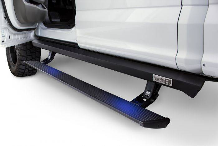 Amp Research Powerstep Xl Electric Running Boards Plug N Play