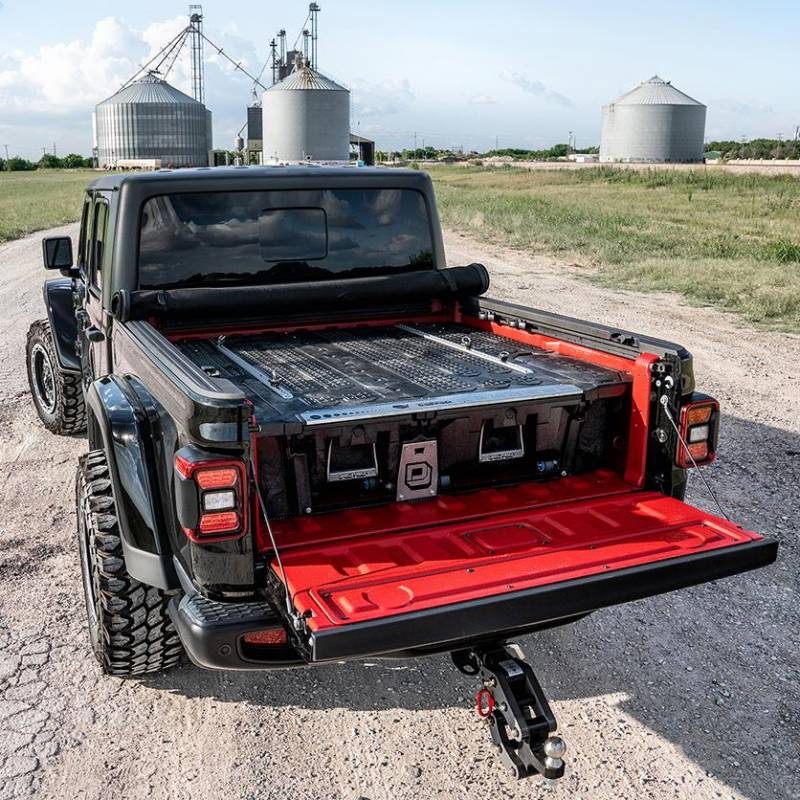 Decked Truck Bed Storage >> Decked Bed Storage Solution, Jeep (2020) Gladiator