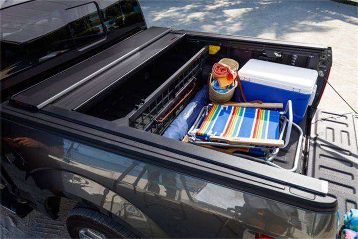 Performance Exhaust Systems >> Roll N Lock E-Series Power-Retractable Tonneau Cover, Ford ...