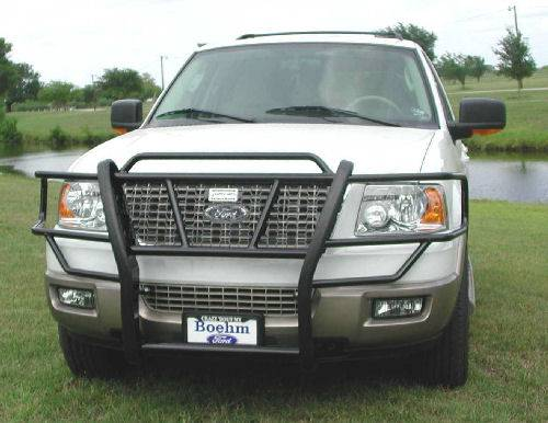 Brush Guards & Bumpers - Grille Guards