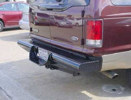 Brush Guards & Bumpers - Rear Bumpers