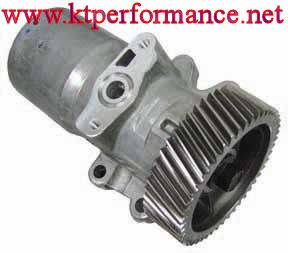 Oil System & Filters - High Pressure Oil Pumps