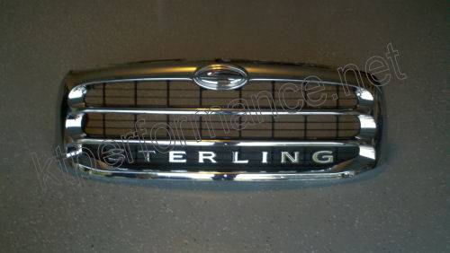 Performance Exhaust Systems >> Sterling Grille, Dodge (2003-09) Ram Trucks