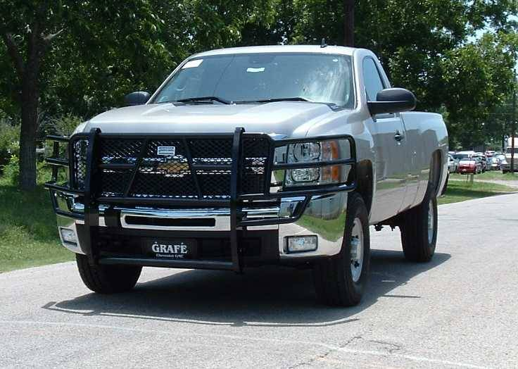 Truck Brush Guard >> Ranch Hand Legend Grille Guard, Chevy (2007.5-10) 2500 & 3500