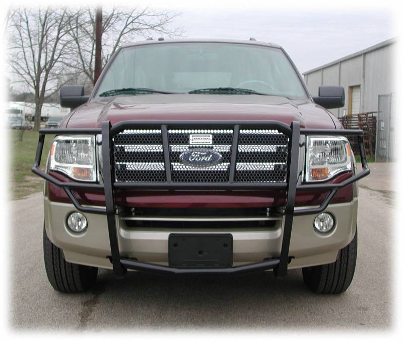 Ranch hand legend grille guard ford 2007 10 expedition expedition el 4x2 4x4