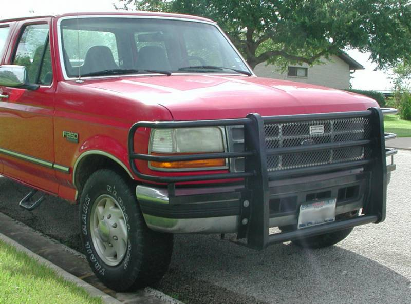 Ford Ranger Brush Guard >> Ranch Hand Legend Grille Guard, Ford (1992-96) F-150, F-250, F-350, & Bronco