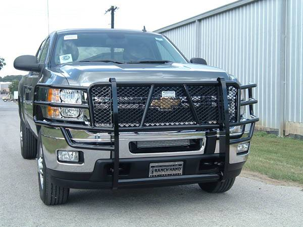 Ranch Hand Legend Grille Guard, Chevy (2011-14) 2500 & 3500