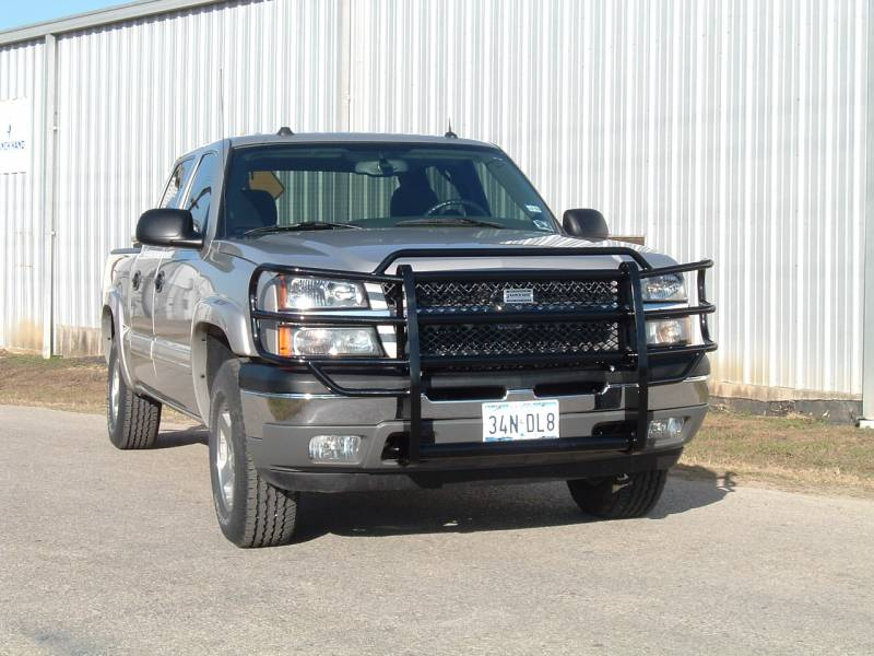 Chevy Brush Guard : Ranch hand legend grille guard chevy