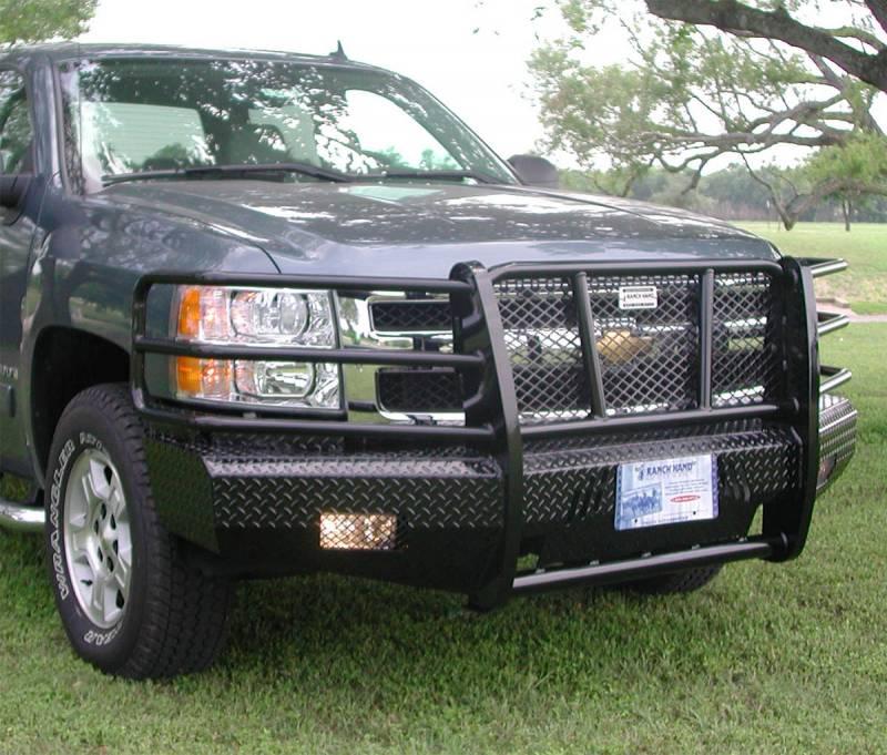 Ranch Hand Summit Bumper, Chevy (2007.5-10) 2500 & 3500 ...