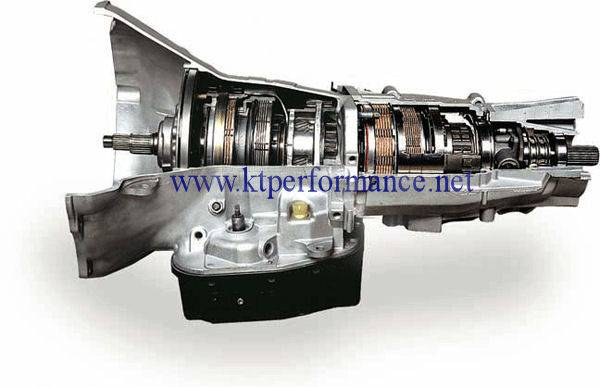 Transmission - Complete Automatic Transmissions
