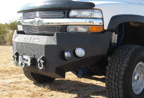 Iron Bull Front Bumper, Chevy (1999-02) 1500, (00-06 ...