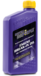 Motor Oil - Break-in Oil