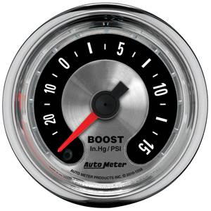 "2-1/16"" Gauges - Auto Meter American Muscle Series"