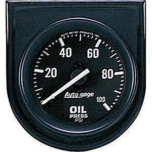 "2-1/16"" Gauges - Auto Meter Auto gage Series"