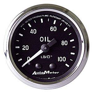 "2-1/16"" Gauges - Auto Meter Cobra Series"