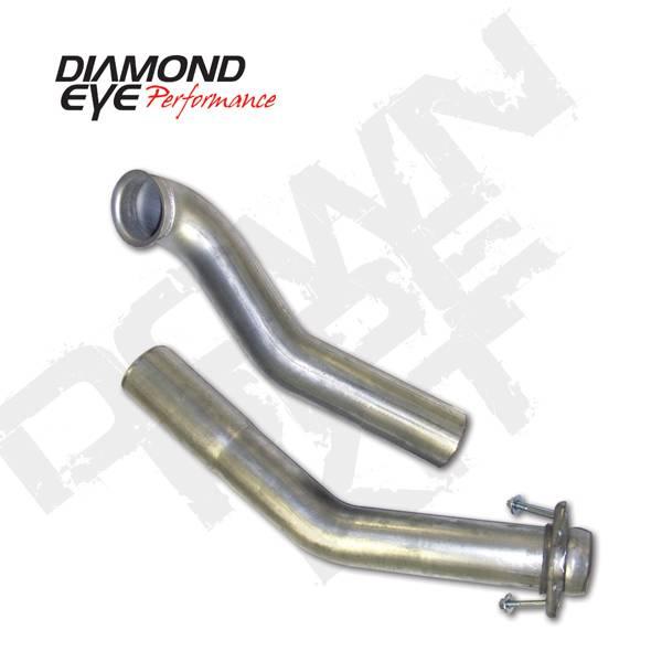 "Diamond Eye 3"" Down Pipe, Ford (1994-97) F250/F350, 7.3L ..."