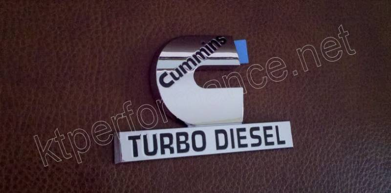 cumminsturbo diesel logo badge