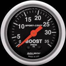 "2-1/16"" Gauges - Auto Meter Sport-Comp Series"