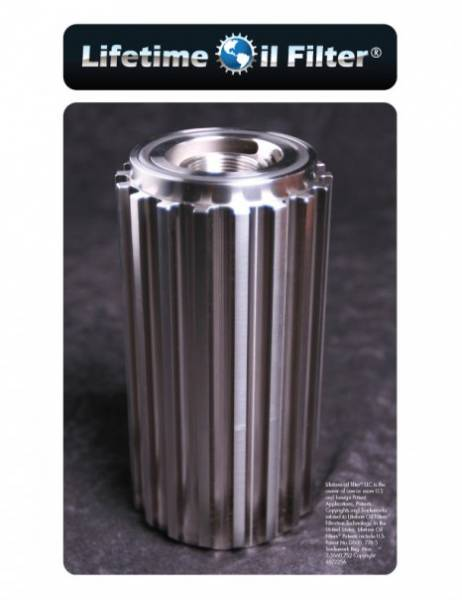 Oil System & Filters - Oil Filters