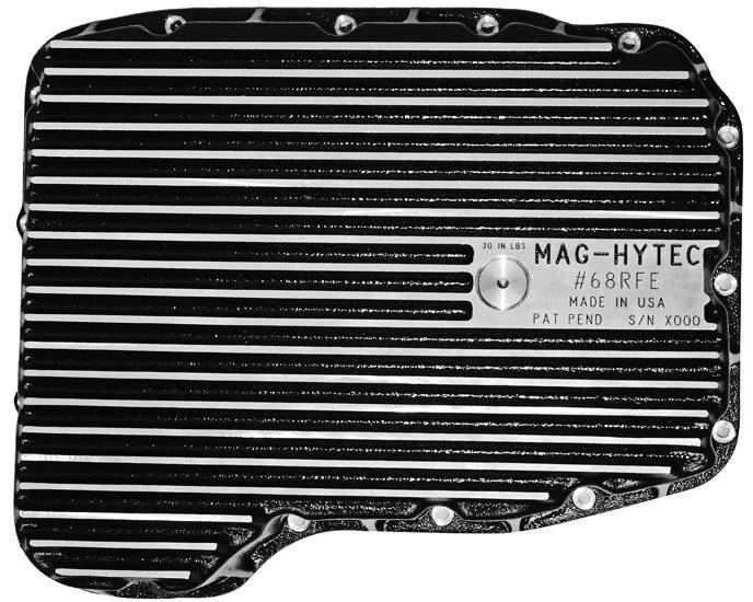 Mag Hytec Transmission Pan Dodge 2007 5 12 68rfe 99