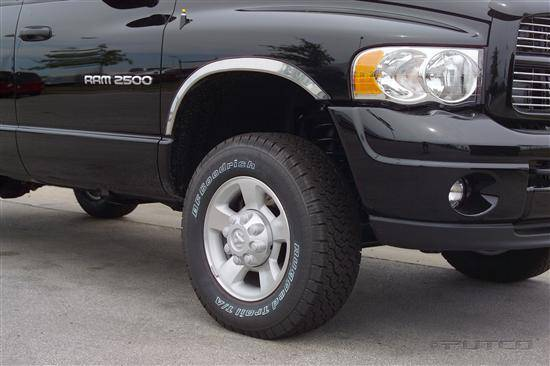 Exterior Accessories - Fender Trim