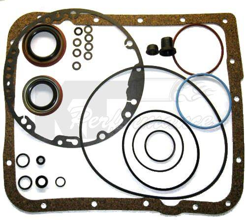 Transmission - Transmission Seals & Gaskets