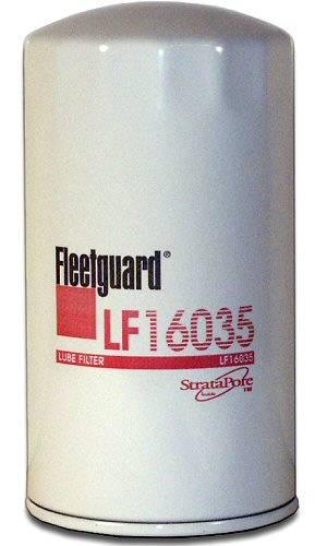 Oil Filter: Fleetguard Oil Filter Cross Reference