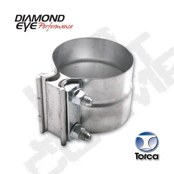 Torca 3 5 Quot Lap Joint Clamp Stainless T 304