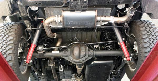 Banks Stinger System, Jeep (2012) Wrangler 3 6L 2 Door