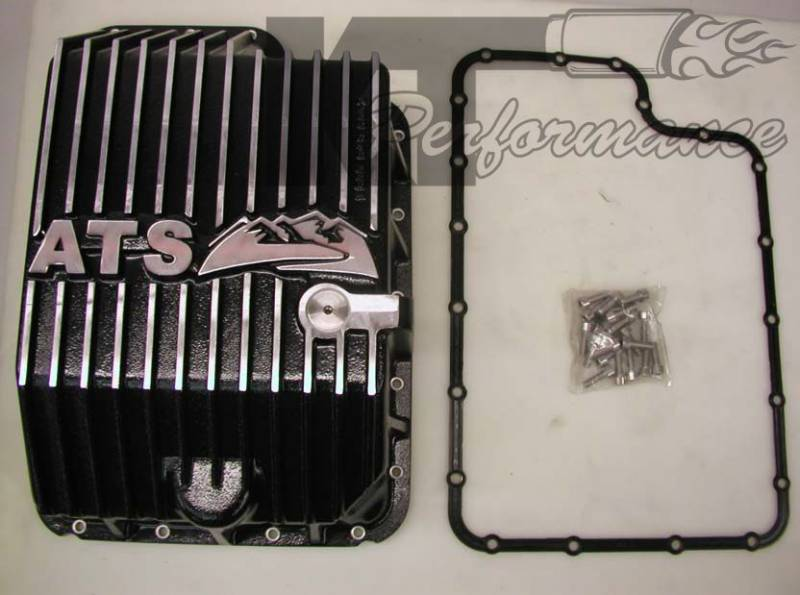 Ats Transmission Pan Ford E4od 4r100 5r110 Extra Deep