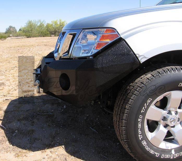 Iron Bull Front Bumper Nissan 2005 12 Frontier