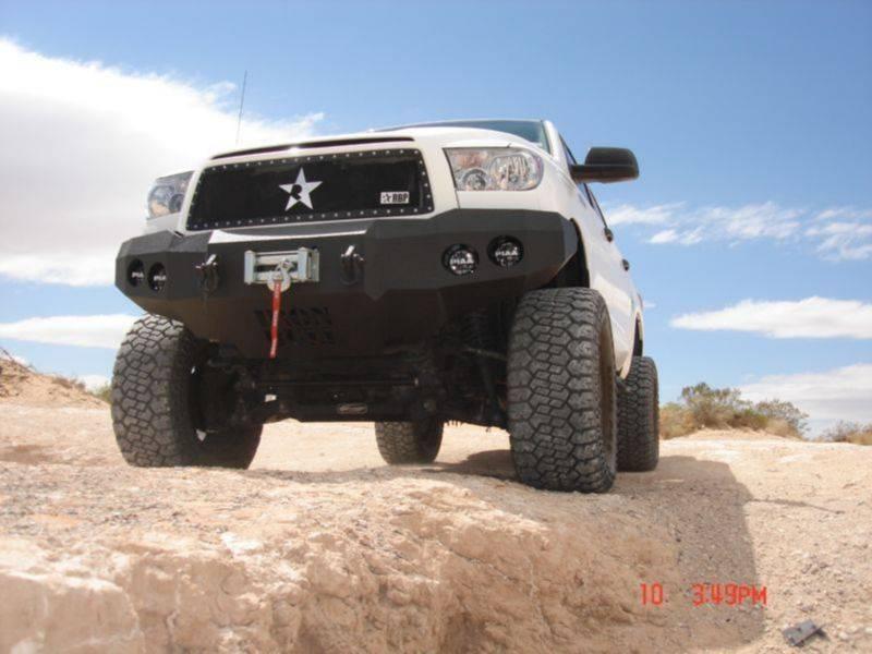 Iron Bull Bumpers : Iron bull front bumper toyota  tundra