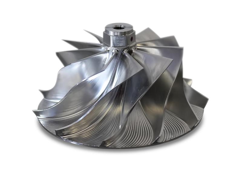 Fits 2 Billet Turbo Compressor Wheel Ford Powerstroke Diesel 7.3L